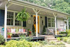 Inspiring small front garden ideas on a budget 33