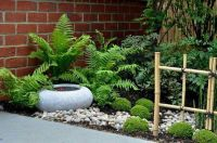 Inspiring small japanese garden design ideas 01 - Round Decor