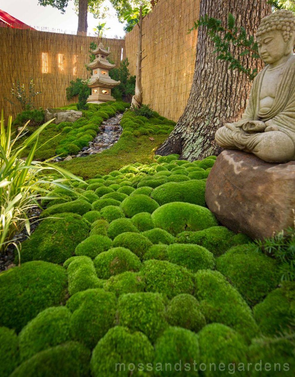 Inspiring Small Japanese Garden Design Ideas 07