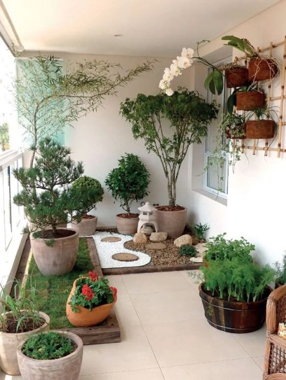 Inspiring small japanese garden design ideas 13