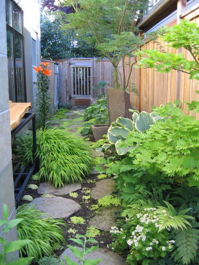 Inspiring small japanese garden design ideas 22