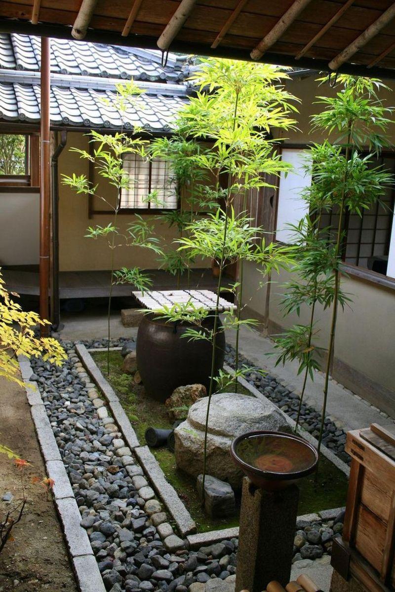 Inspiring small japanese garden design ideas 37