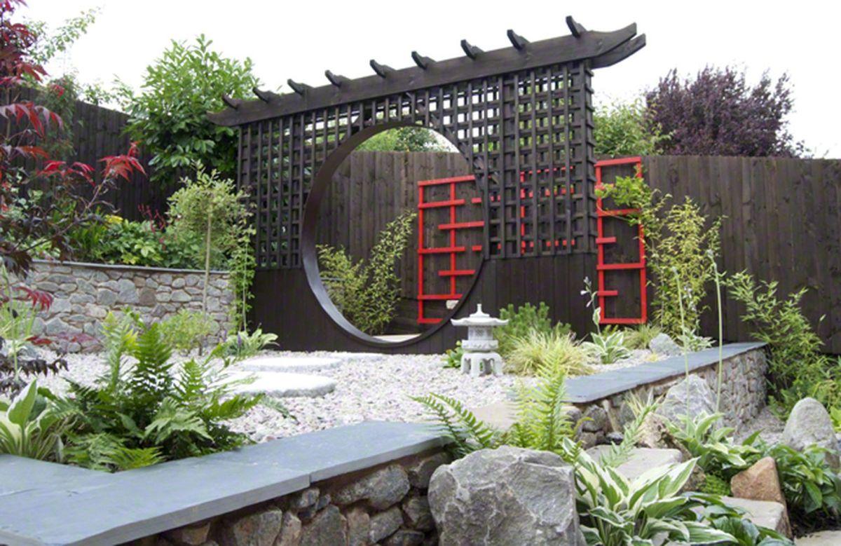 Inspiring small japanese garden design ideas 46