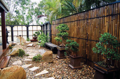 Inspiring small japanese garden design ideas 48