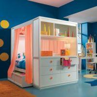 Kids bedroom furniture designs 13 - Round Decor