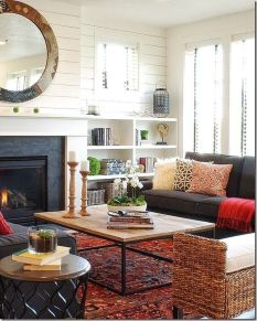 Living room ideas for an apartment 36