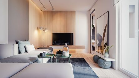 Living room ideas for an apartment 57
