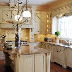 Cream Kitchen Cabinet Ideas Design Online 67 Modern Painted Cabinets Round Decor