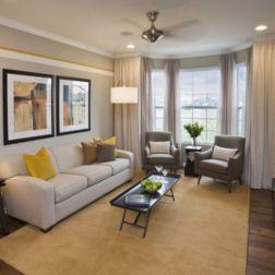 Narrow living room furniture 18