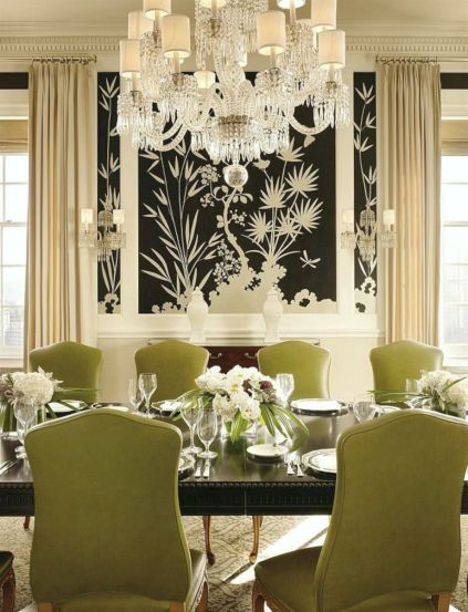 Painted faux bamboo furniture design 31