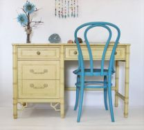 Painted faux bamboo furniture design 32