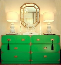 Painted faux bamboo furniture design 48