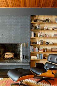 Painted mid century modern furniture 09