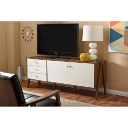Painted mid century modern furniture 40