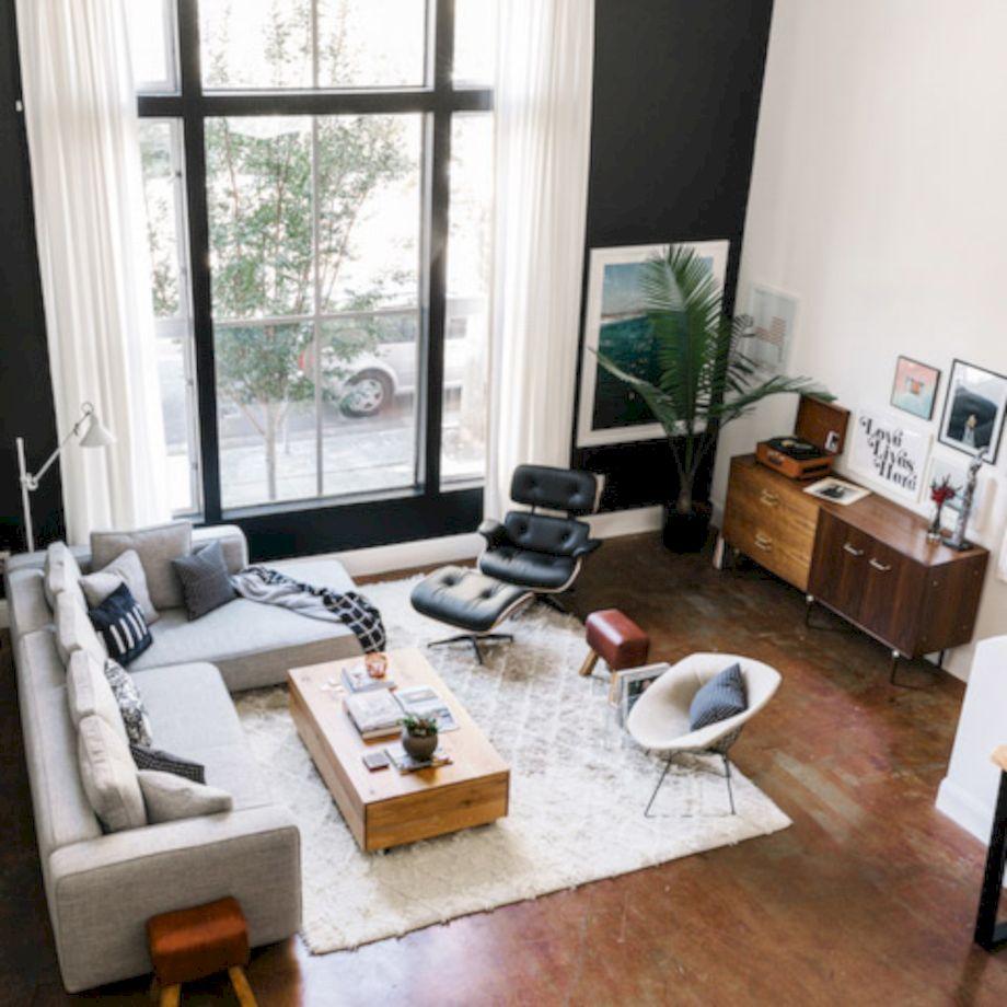Painted mid century modern furniture 48