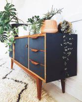 Painted mid century modern furniture 54