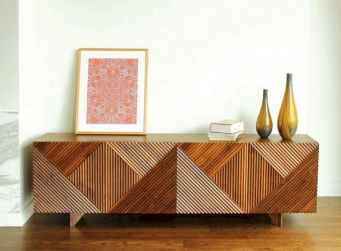 Painted mid century modern furniture 62