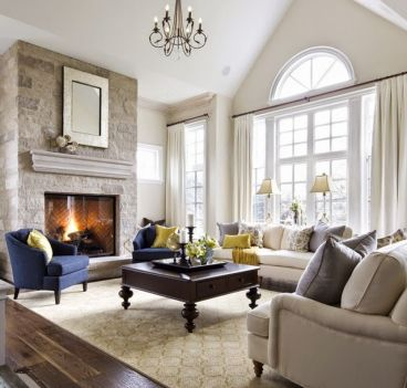 Simple and comfortable living room ideas 05