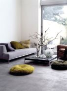 Simple and comfortable living room ideas 10