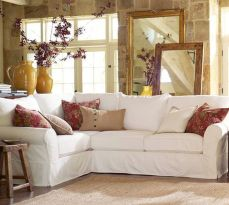 Simple and comfortable living room ideas 26