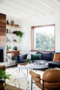 Simple and comfortable living room ideas 34