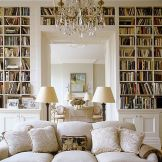 Simple and comfortable living room ideas 69