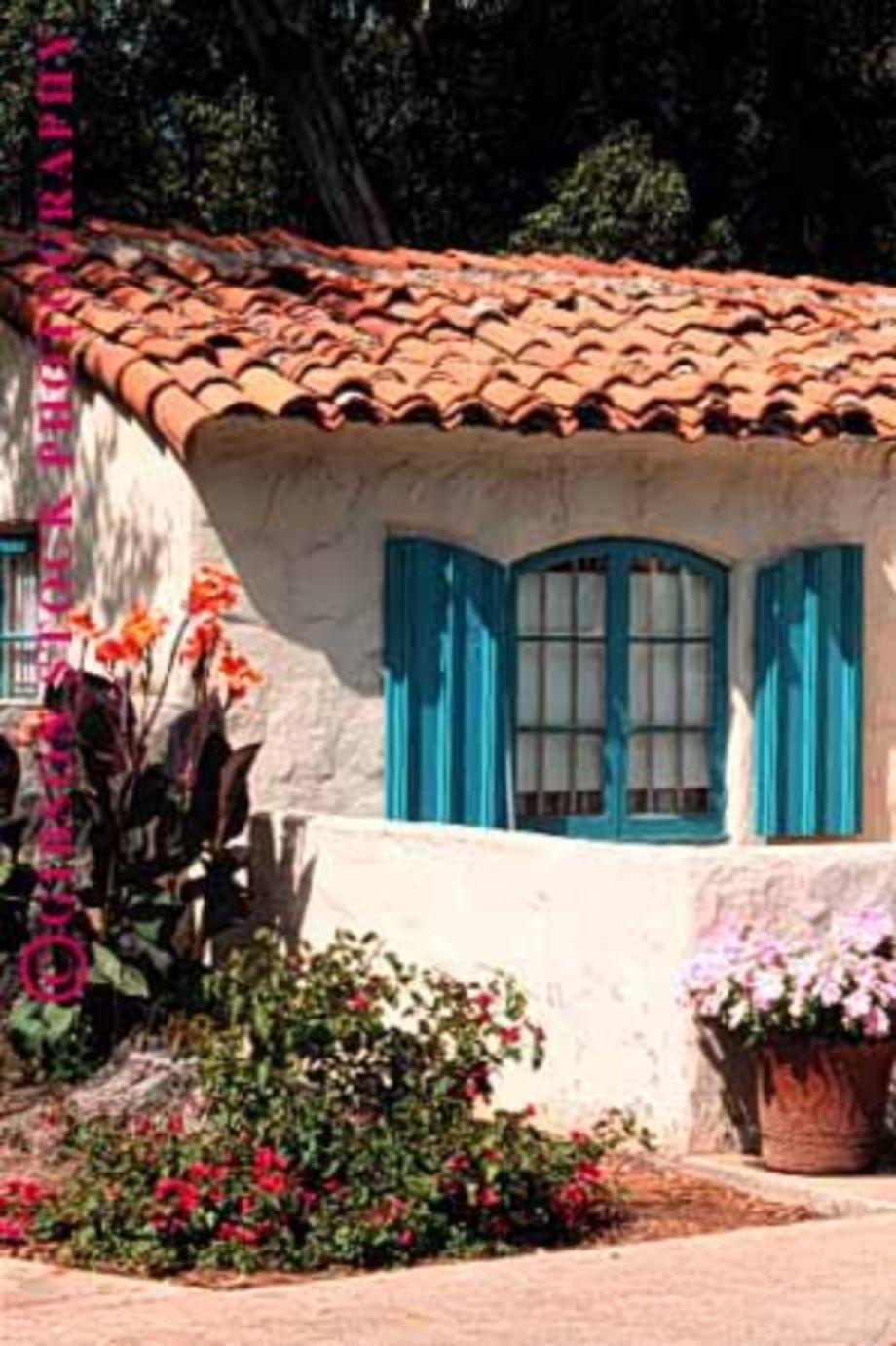 Spanish style exterior paint colors 02