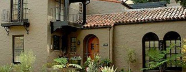 Spanish style exterior paint colors 09
