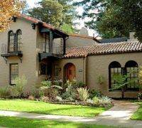 40 Spanish Style Exterior Paint Colors You Will Love ...