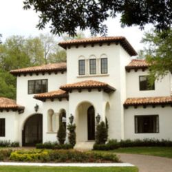 spanish exterior paint colors mediterranean roof homes fixtures cream gray stucco modern architecture roundecor combinations deep mediterraneanhomes houses rustic interior