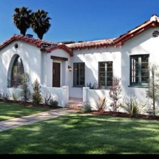 Spanish style exterior paint colors 18