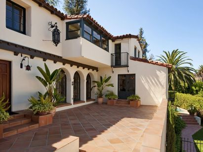 Spanish style exterior paint colors 24