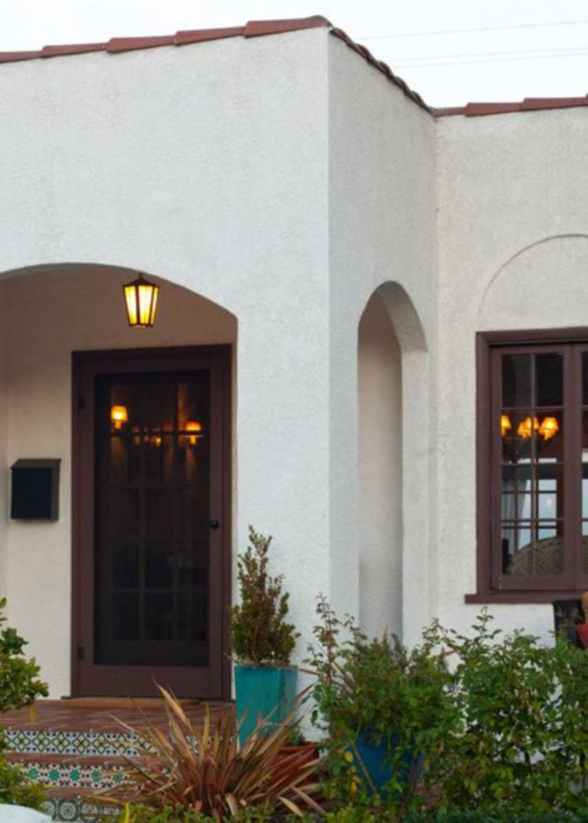 Spanish style exterior paint colors 25