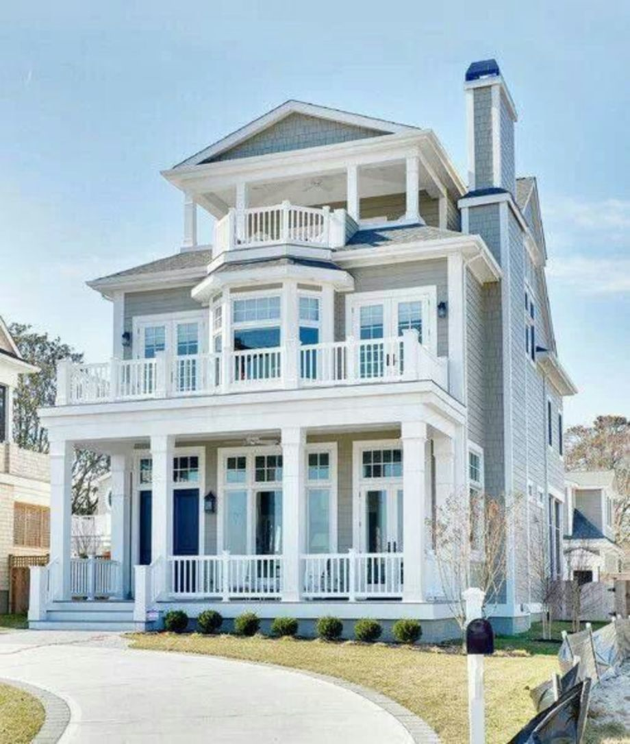 Spanish style exterior paint colors 30