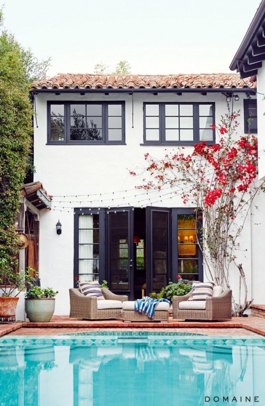 Spanish style exterior paint colors 32
