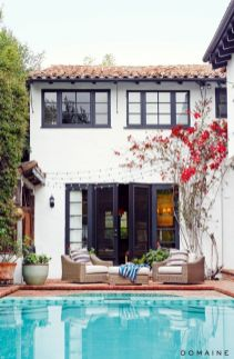 Spanish style exterior paint colors 32