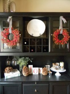 Stunning christmas decorating ideas for the kitchen 15