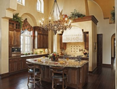 Stunning christmas decorating ideas for the kitchen 37