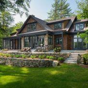 Stunning garden design ideas with stones 02