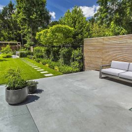 Stunning garden design ideas with stones 04