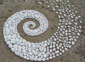 Stunning garden design ideas with stones 23