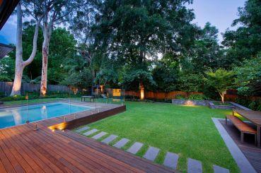 Stunning garden design ideas with stones 58