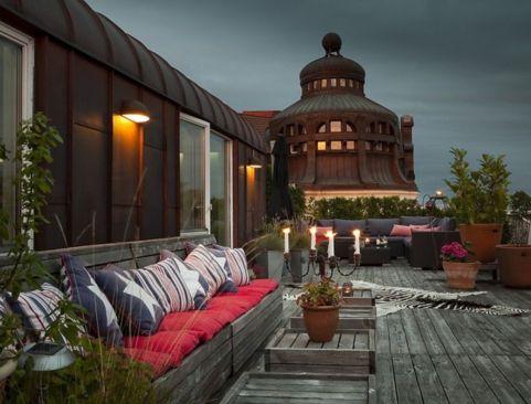 Stunning garden pergola ideas with roof 26