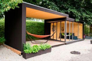 Stunning garden pergola ideas with roof 34