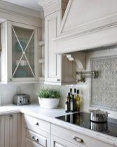 Stunning grey wash kitchen cabinets ideas 04