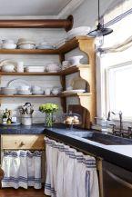 Stunning grey wash kitchen cabinets ideas 10