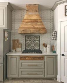Stunning grey wash kitchen cabinets ideas 28