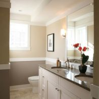 Stunning grey wash kitchen cabinets ideas 33