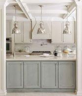 Stunning grey wash kitchen cabinets ideas 34