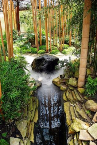 Stunning japanese garden ideas plants you will love 32